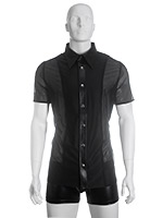 Leather Shirt Bruce